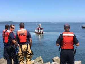 Tacoma Missing SCUBA Diver Disaster
