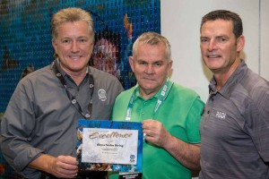 Abyss Scuba Diving in Sydney awarded 'Outstanding Contribution to PADI Instructor Development'