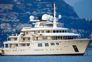 Paul Allen's mega yacht destroys large percentage of protected reef in Cayman Islands
