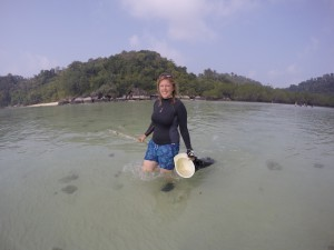 """PADI Pros """"Adopt A Dive Site"""" with Project AWARE"""