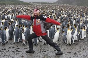 PADI AmbassaDiver Susan R. Eaton: Explorer, Geologist, Extreme Snorkeler