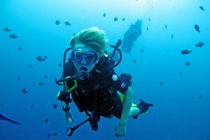 Kailash Cook – Marine Warrior, Coral Conservationist, PADI Junior Advanced Open Water Diver